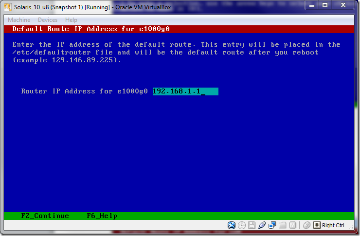 Solaris_10installation_on_VirtualBox_Default_Route_IP