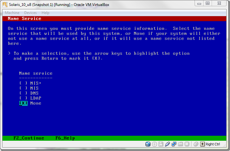 Solaris_10installation_on_VirtualBox_Name_Service