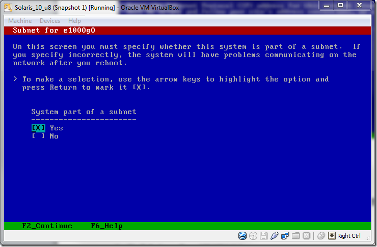 Solaris_10installation_on_VirtualBox_Subnet