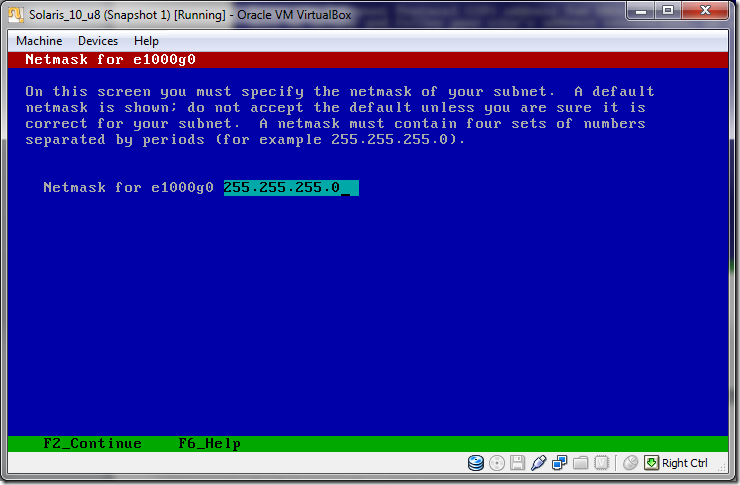 Solaris_10installation_on_VirtualBox_Netmask