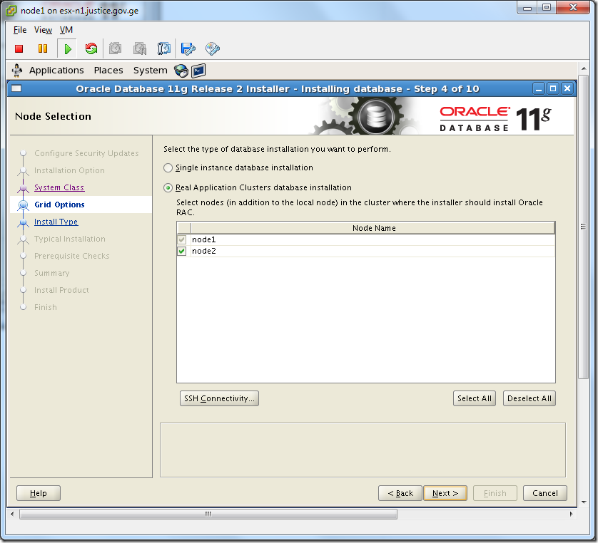 Virtual Machine_Oracle_Database_Installation_Rac