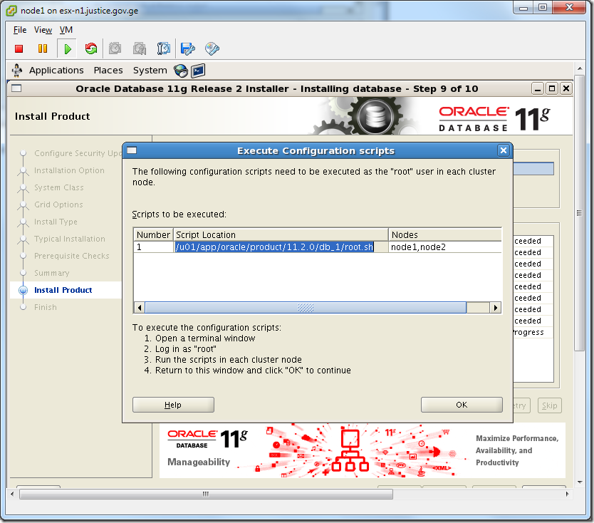 Virtual Machine_Oracle_Database_Installation_root.sh