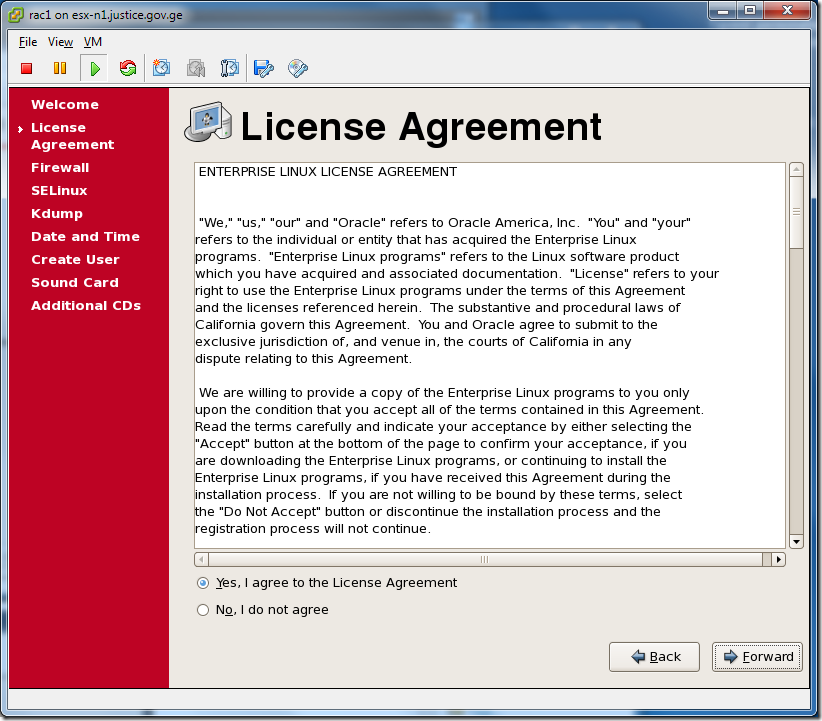 Virtual Machine_Enterprise_Linux_Setup_License_Agreement
