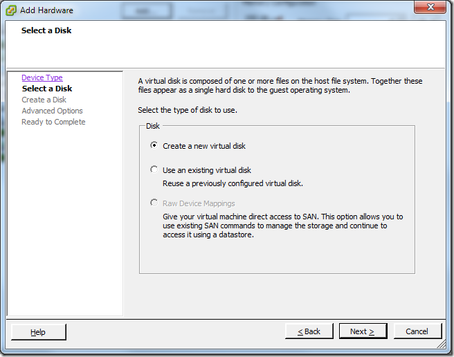 Virtual Virtual Machine_Add_Hard_Disk_New