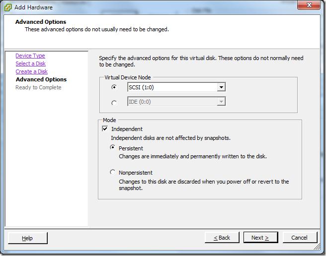 Virtual Machine_Add_Hard_Disk_SCSI
