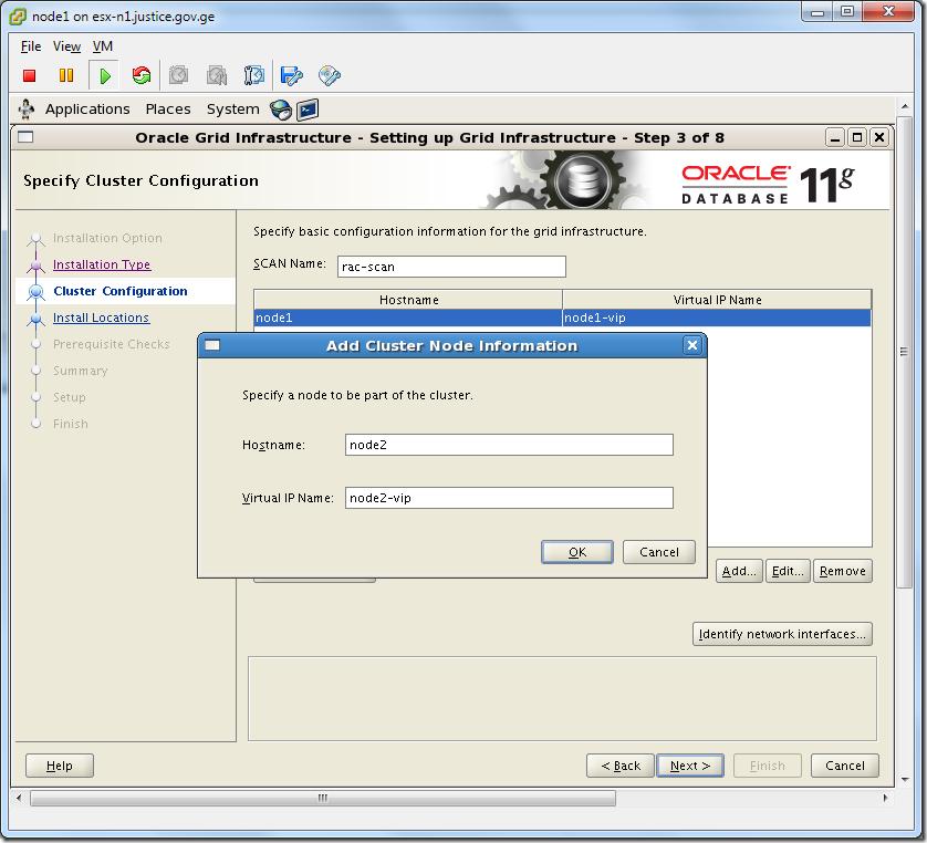 Virtual Machine_Grid_Installation_Cluster_Configuration