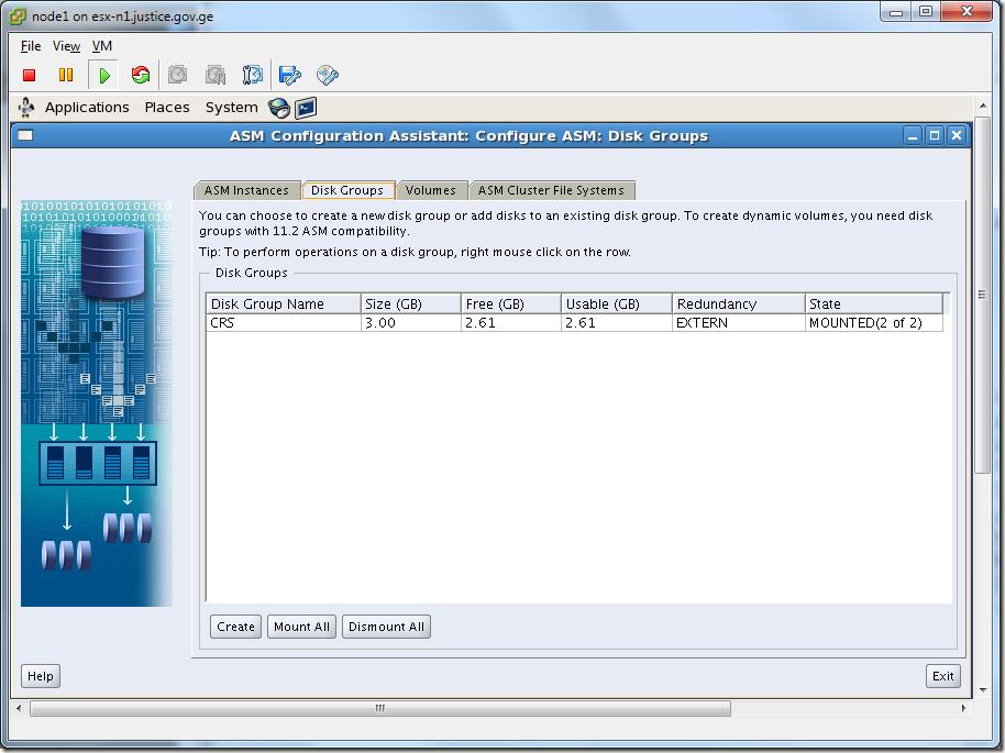 Virtual Machine_Grid_Installation_asmca